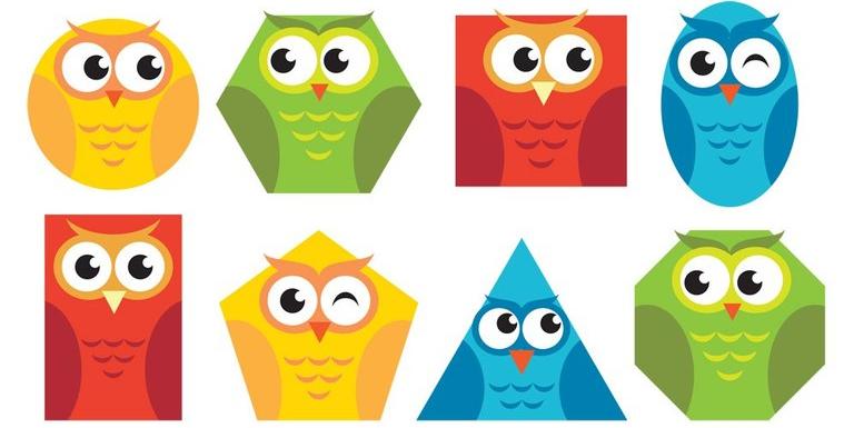 Цікава математика: вивчаємо геометричні фігури — Журнал «На Урок»