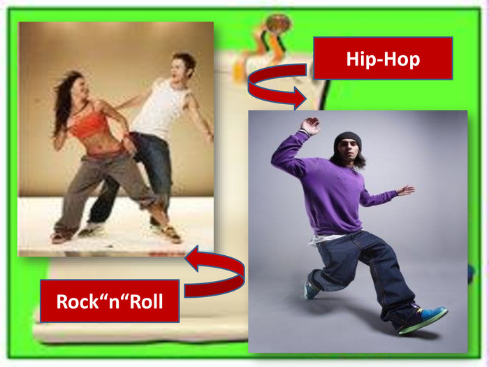 "Rock""n""Roll. Hip-Hop"
