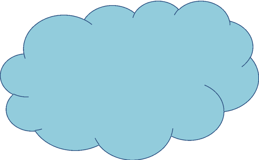 Облачко картинка на прозрачном фоне