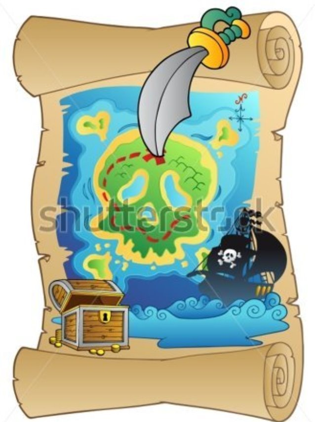 http://image.shutterstock.com/display_pic_with_logo/216823/216823,1288773437,2/stock-vector-old-scroll-with-pirate-map-vector-illustration-64291318.jpg