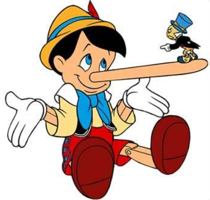 15 Questions About Pinocchio. Does his nose shrink when he tells the… | by  Jim Dee | Hawthorne Crow | Medium