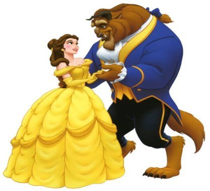 "12 Pre-Disney Images Of ""Beauty And The Beast"" That Will Make You Question  Everything"