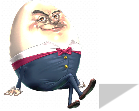 Humpty Dumpty Shadowverse All the King's Men Character Chapters of the  Chosen, Denslow's Humpty Dumpty PNG clipart | free cliparts | UIHere