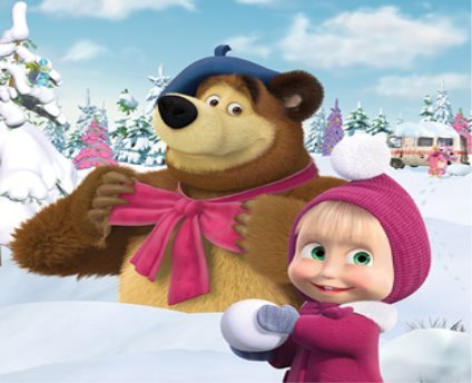 Masha and The Bear | Nick Jr.