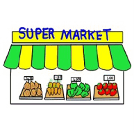 http://www.esl-kids.com/worksheets/images/buildings/supermarket.gif