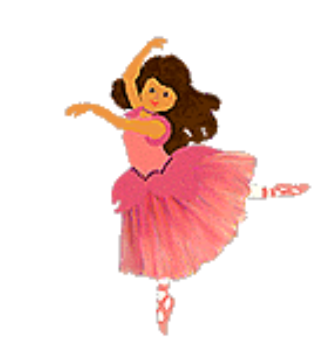 Картинки анимационные танцующих детей