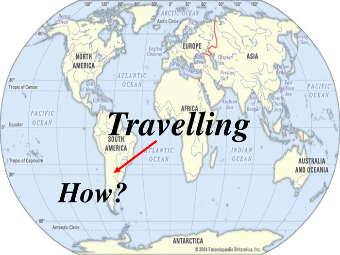 Travelling How?