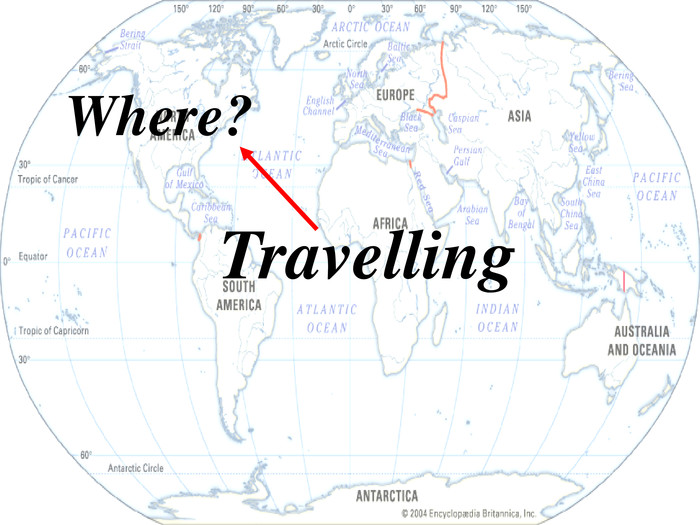 Travelling Where?