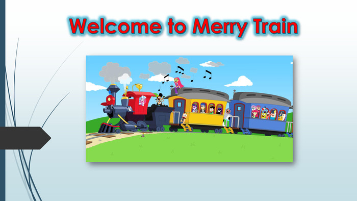 Welcome to Merry Train