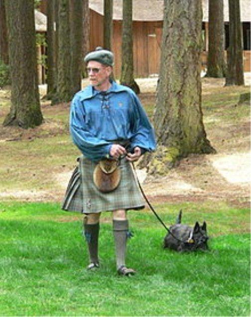 Оберігає країну Святий Андрій. Символом Шотландії є …Будяк звичайний або  чортополох. 5c5785876ee2e