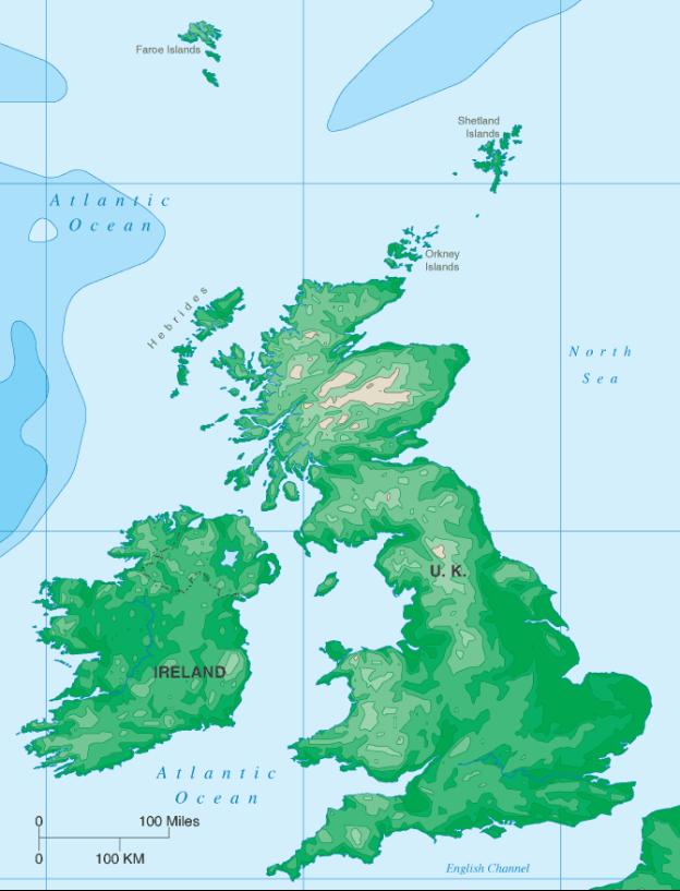 Ну а зараз вітаємо вас в Англії- найбільшій за розмірами частині Великої  Британії. Англія- найбагатша. найродючиша країна на острові. 36a2b84841f4b