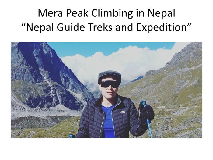 "Mera Peak Climbing in Nepal""Nepal Guide Treks and Expedition"""