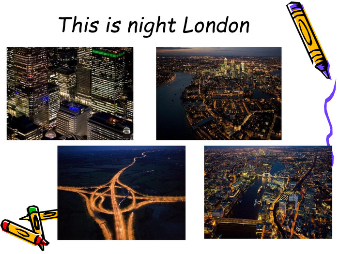 This is night London
