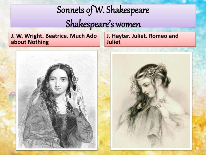 the similarities between the characters katharina and beatrice in much ado about nothing A secondary school revision resource for gcse english literature about the characters in shakespeare's much ado about nothing the character of beatrice point.