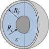 Spherical Capacitor.svg