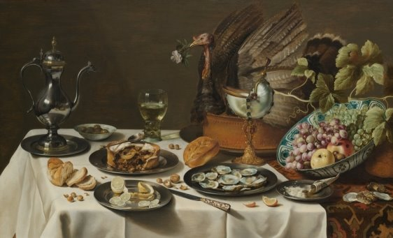 https://upload.wikimedia.org/wikipedia/commons/9/97/Pieter_Claesz._-_Stilleven_met_kalkoenpastei_-_Google_Art_Project.jpg