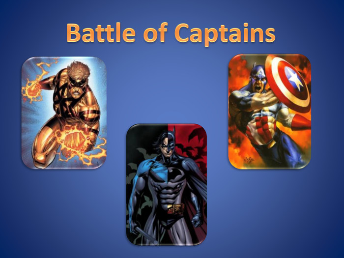 Battle of Captains