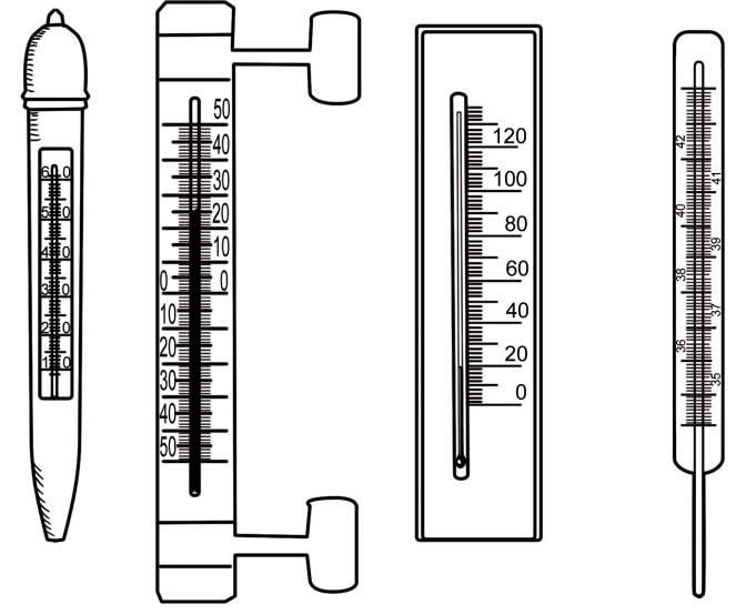 Термометры разные картинки