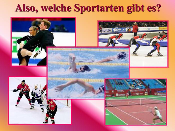 Wie Viele Sportarten Gibt Es