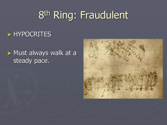 8th Ring: Fraudulent HYPOCRITES