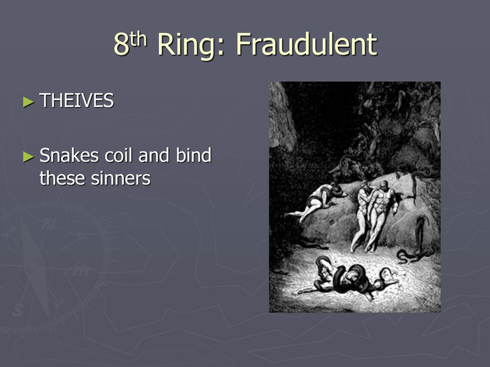8th Ring: Fraudulent THEIVES 