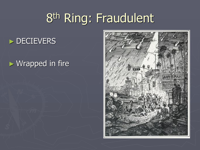 8th Ring: Fraudulent DECIEVERS