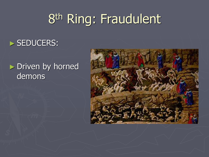 8th Ring: Fraudulent SEDUCERS: