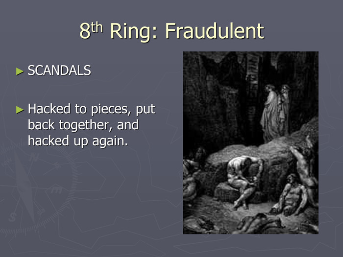 8th Ring: Fraudulent SCANDALS