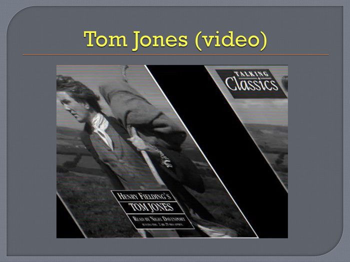 Tom Jones (video)