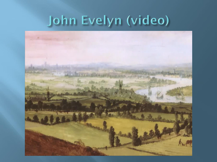John Evelyn (video)