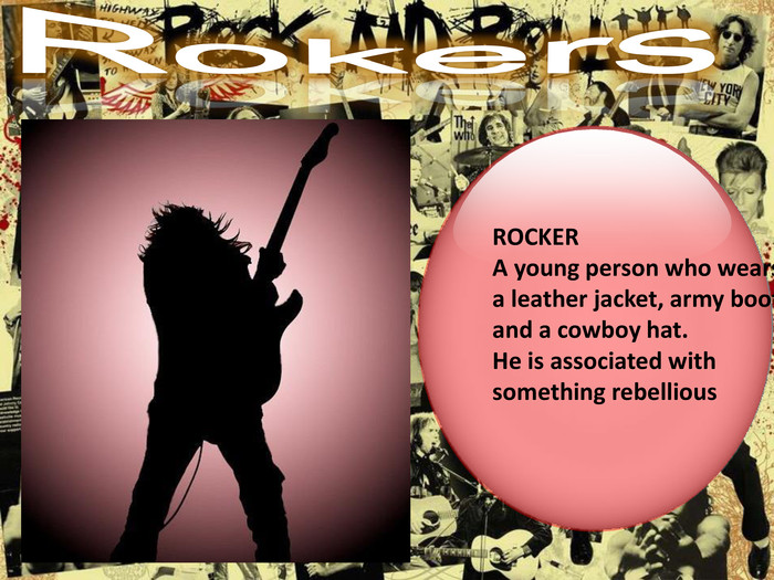 Roker  ROCKER