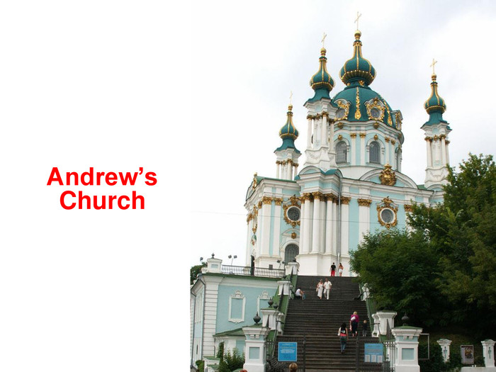 Andrew's Church