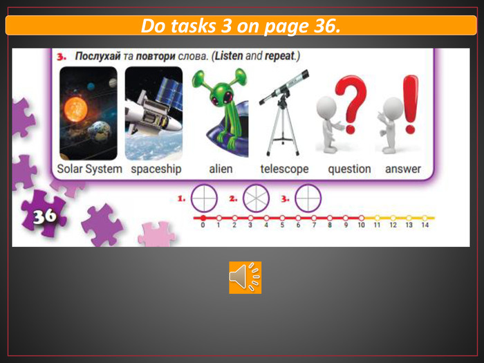 Do tasks 3 on page 36.