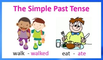 Описание: Past Simple for Junior Kids - Blog In2English