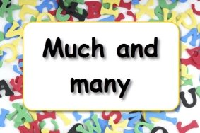 Much и many | LearnEnglish Kids | British Council